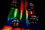 Disco Lights (painted)