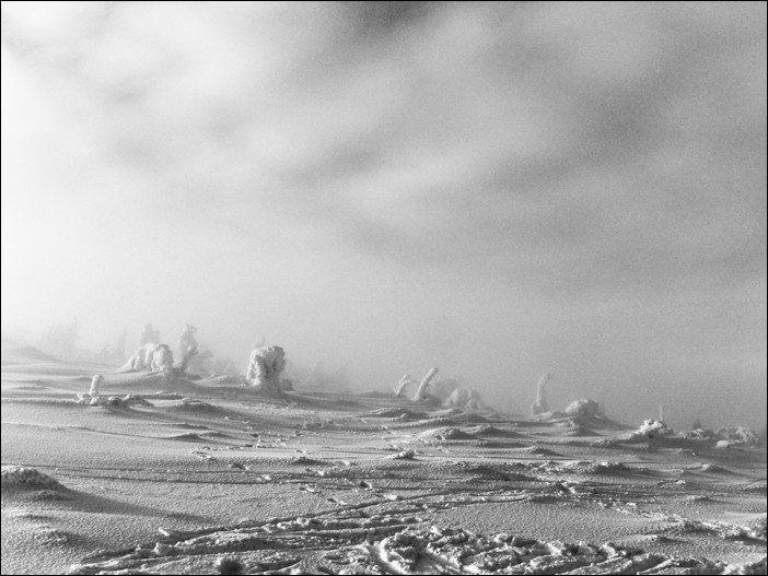 Ice Desert by mizarek