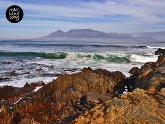 Table Mountain by mizarek