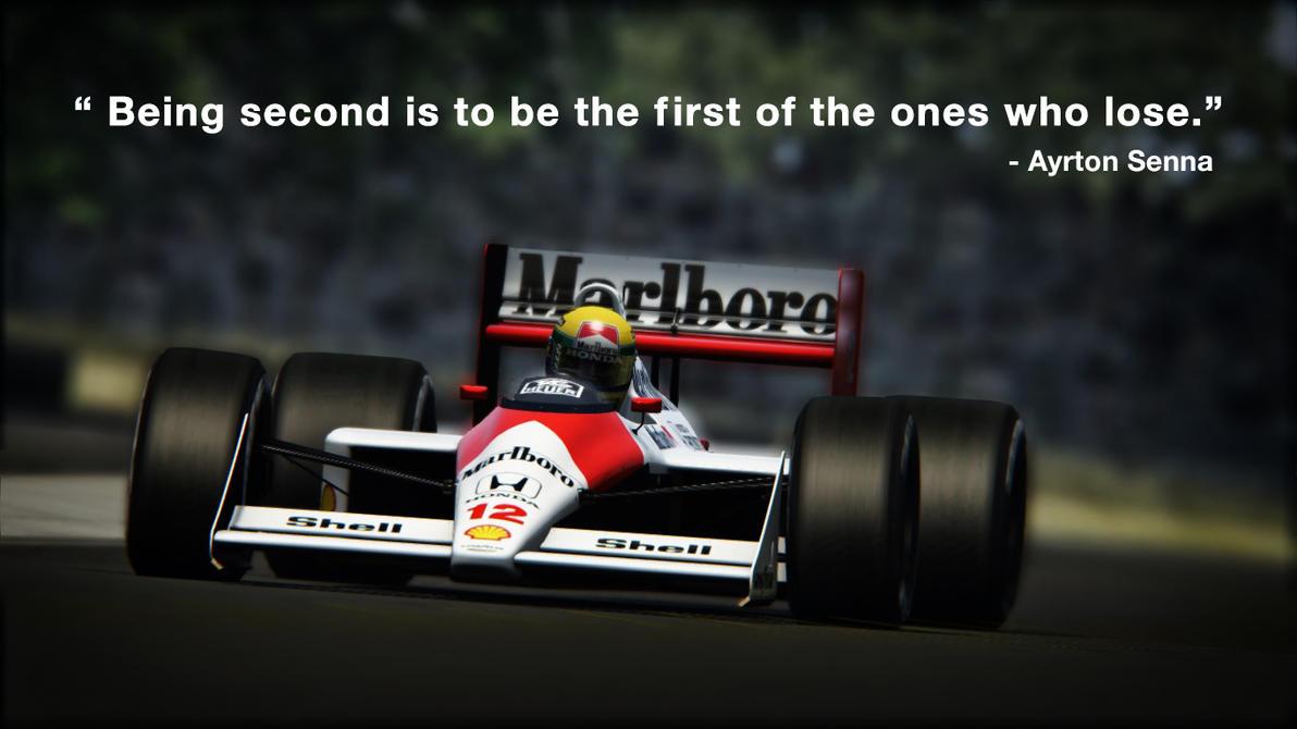 Ayrton Senna Quotes Image Quotes At Relatably Com: Ayrton Senna Quote Wallpaper By Iqbalherindra On DeviantArt