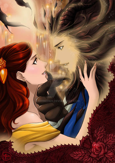 Beauty and The Beast by Ch1nChEn