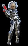 Space Patrol Eliminatrix 2