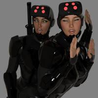 Vamp Girls by 666markofthebeast666