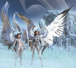 Avenging Angels by 666markofthebeast666