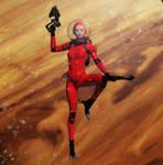 Botan Space Mercenary