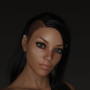 Eva Self Portrait 21