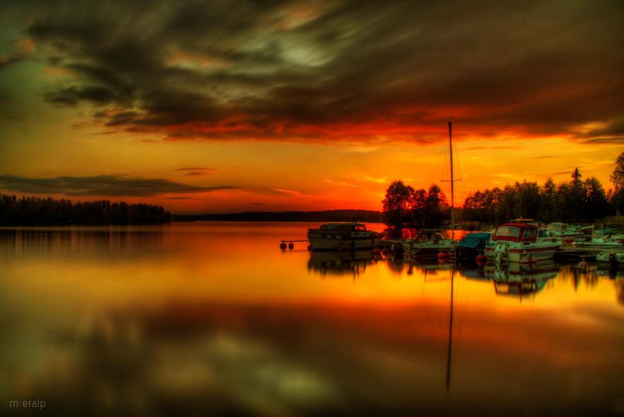 Autumn Silence by m-eralp