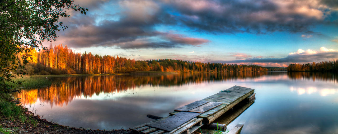 Autumnscape by m-eralp