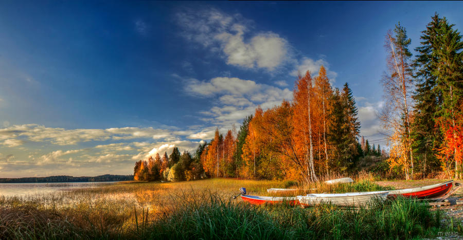 In autumn... by m-eralp