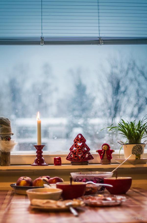 It is warm inside by m-eralp