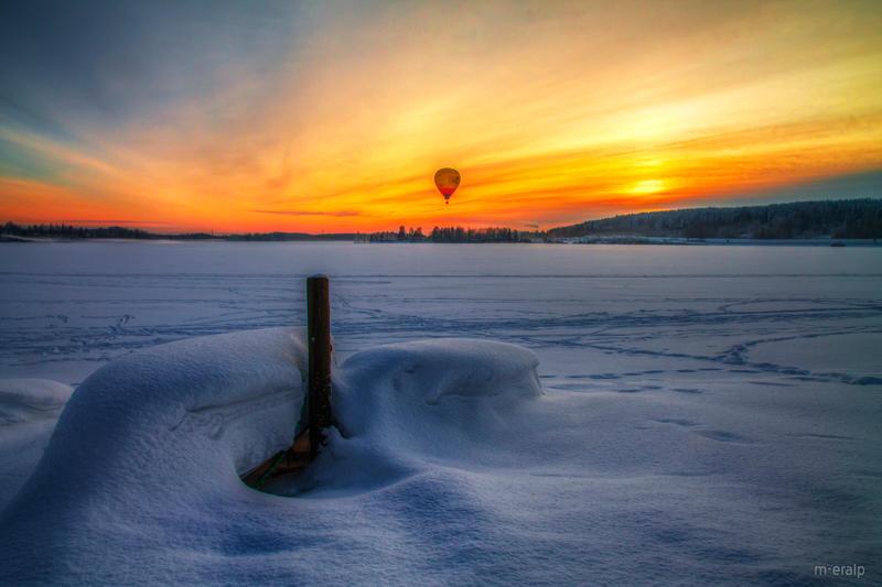 The Balloon by m-eralp