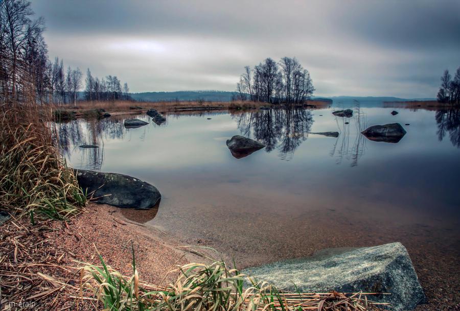 November melancholy by m-eralp