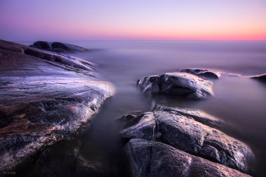 Endless Sea II by m-eralp