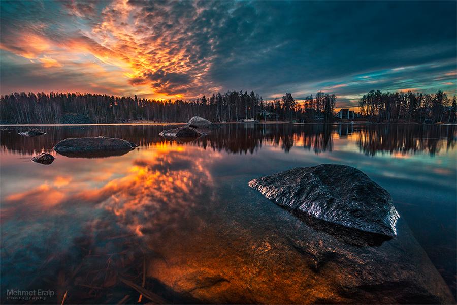 Morning in Jyvaskyla by m-eralp