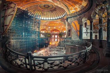 Hagia Sophia (Ayasofya) by m-eralp