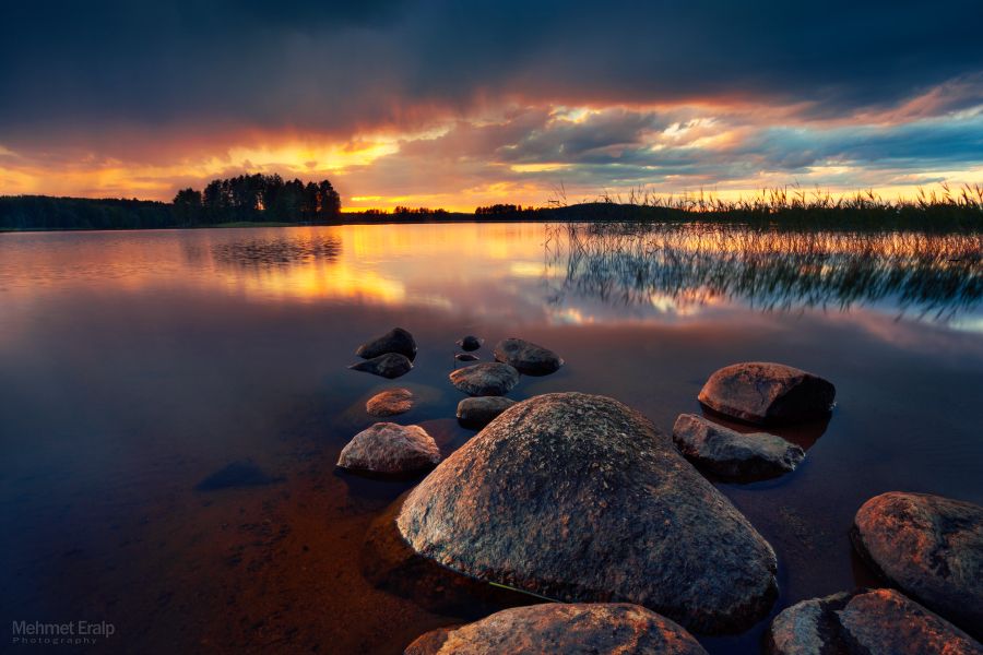 Rainy sunset 06.14 by m-eralp