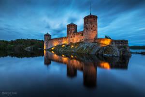 Olavinlinna (Savonlinna) by m-eralp