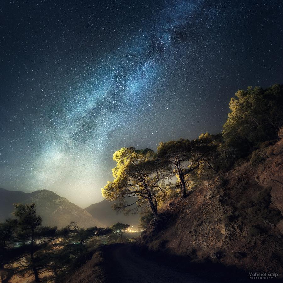 Away to Milky Way by m-eralp