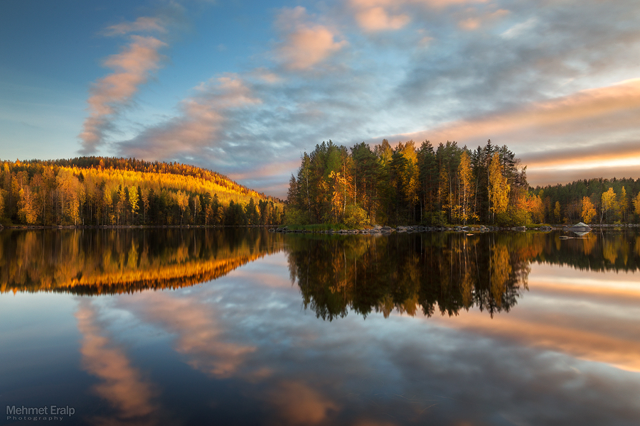 Autumn Tranquility by m-eralp