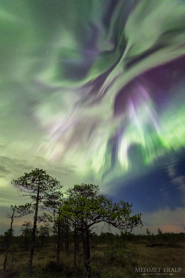 Dance of the Aurora by m-eralp