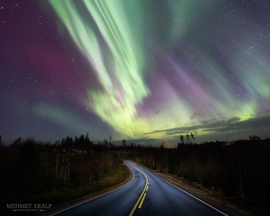 Road to Aurora by m-eralp