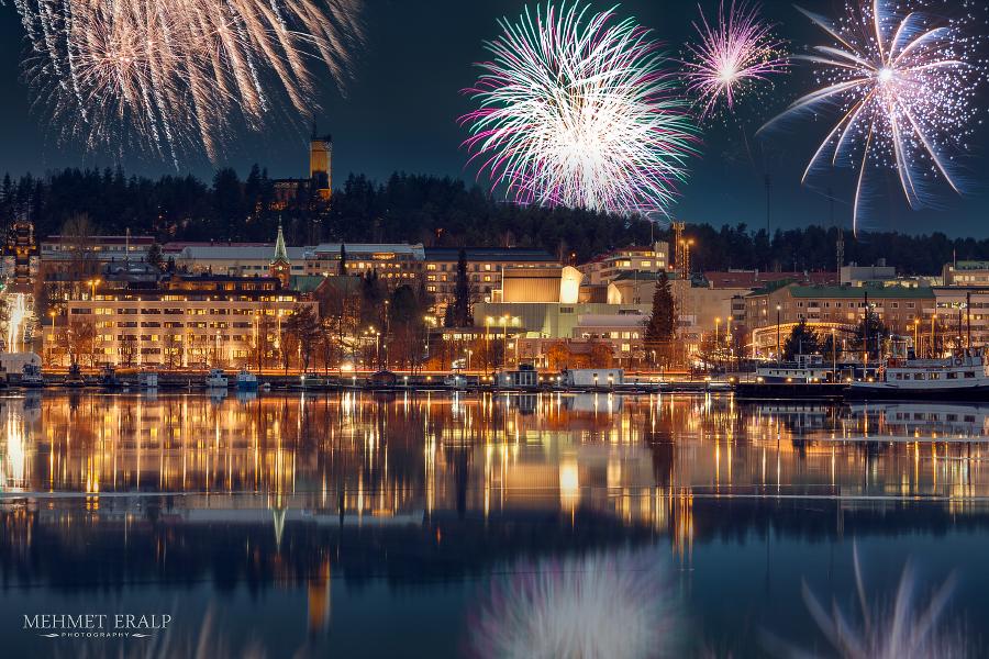 Happy birthday Finland by m-eralp