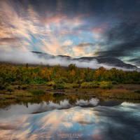 Abisko Sweden by m-eralp