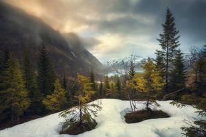 Moysalen National Park by m-eralp