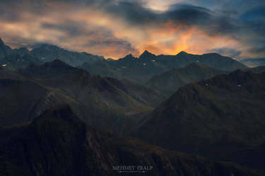 Ancient Mountains by m-eralp