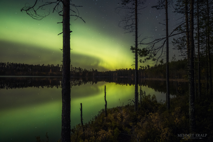 Northern Lights by m-eralp