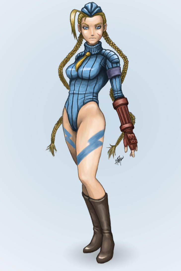 Cammy by AndersonH