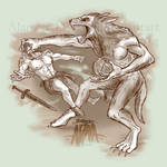 Werewolf Attacks