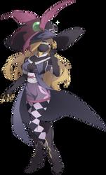 Kunoichi Sorceress