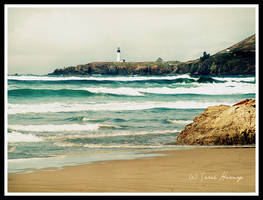 Yaquina Head Lighthouse by Lillith8810