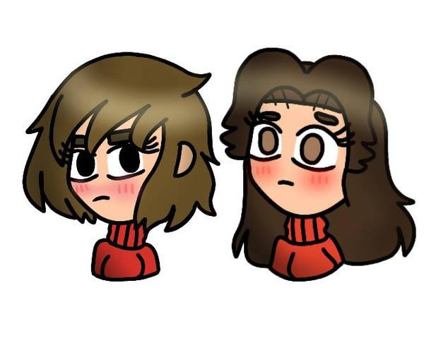 Girls 3/4 by HereComesThatStar