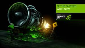 Rocket Turtle Nvidia