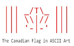 Canadian Flag by ThatGrrl