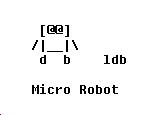 Micro Robot by ThatGrrl