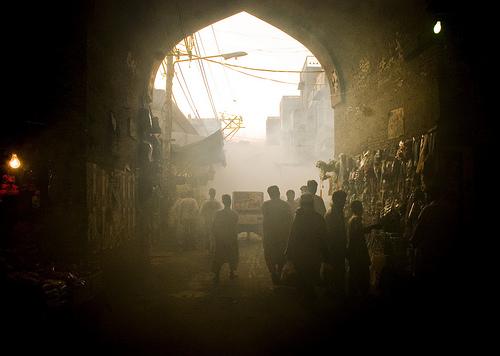 Delhi Gate... by wheredreamsbleed
