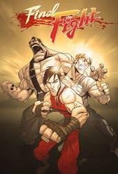 Final Fight by jeffagala