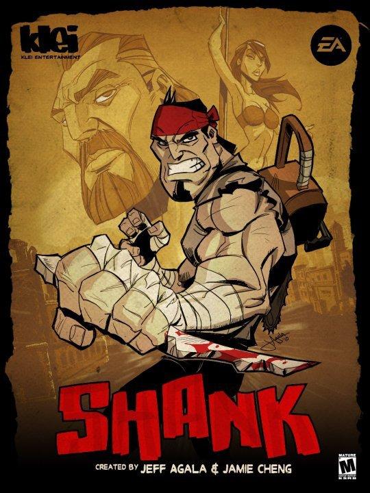 SHANK by jeffagala