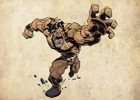 Shank: Toro by jeffagala