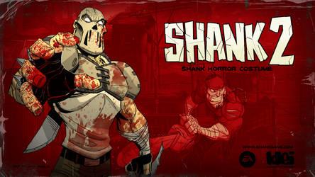 Shank 2 Horror by jeffagala