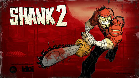 Shank 2 Chainsaw