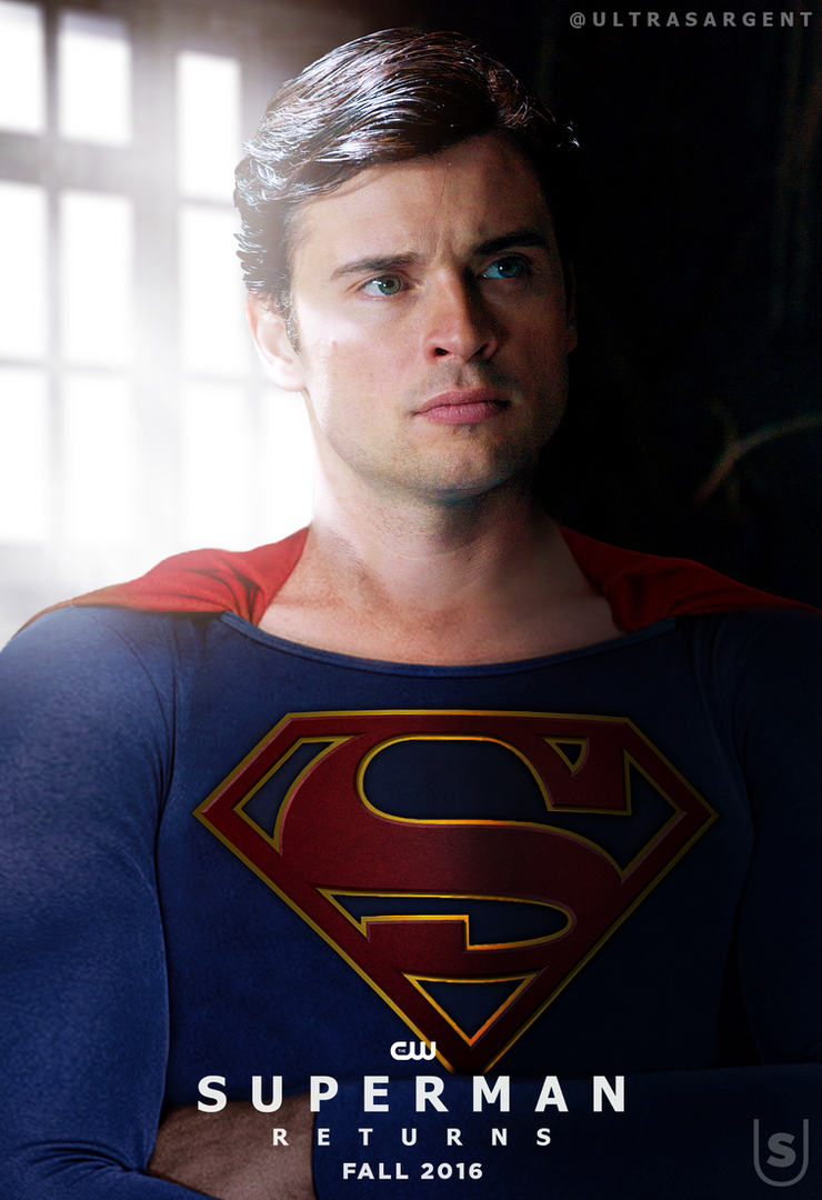 Tom Welling | CW Superman Returns by UltraSargent on ...