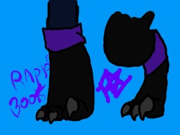raptor boots by ninjataz