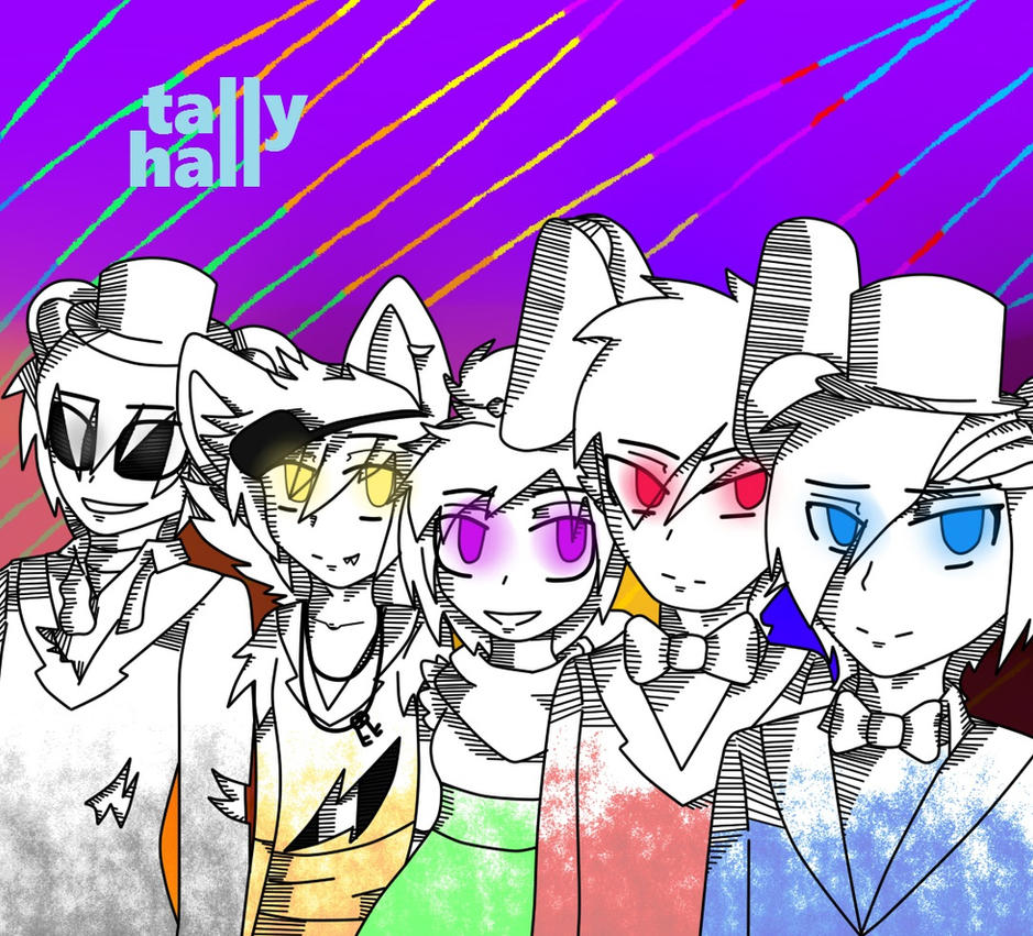 Tallyhall Fnaf by ninjataz