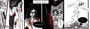 BloodStain Halloween fanart