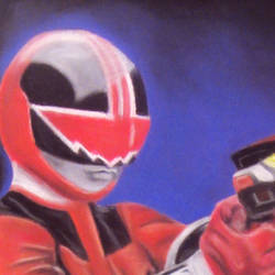 Quantum Ranger by barkydog2000