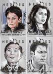 Mo Heroes Sketch cards